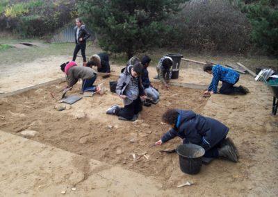 les 6C archéologues