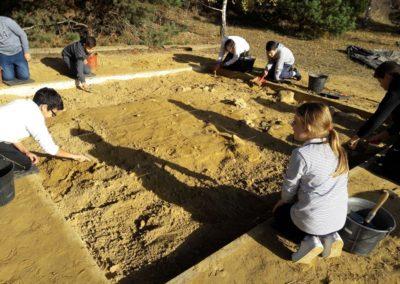 les 6D archéologues