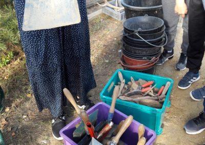les outils des archéologues